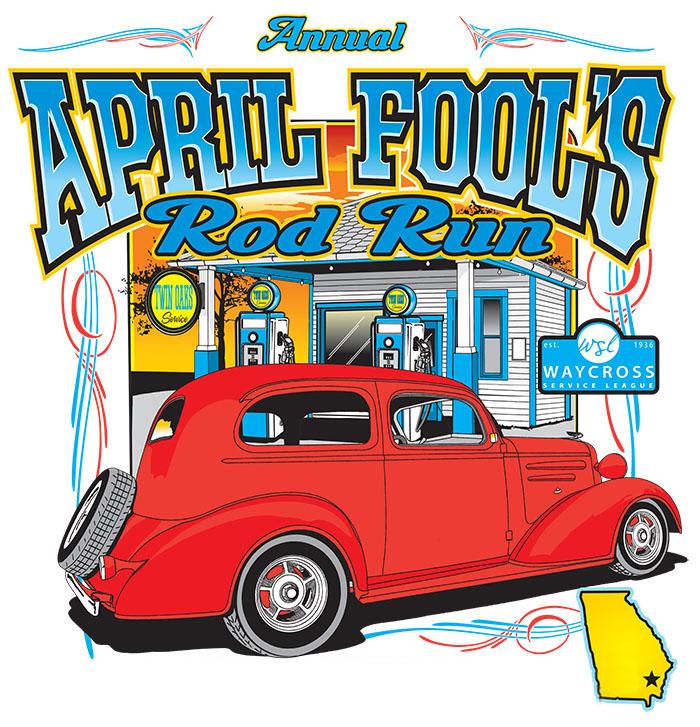 April Fools Rod Run @ Waycross Fair Grounds  | Waycross | Georgia | United States