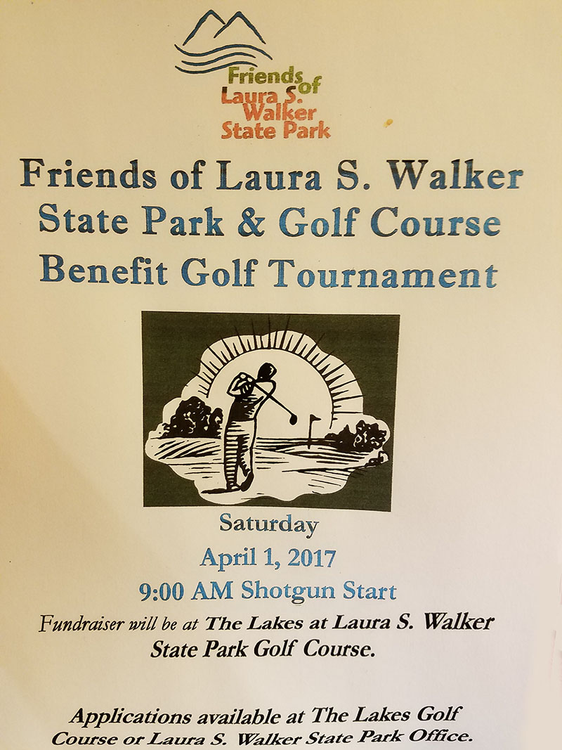 Friends of Laura S. Walker Benefit Golf Tournament @ The Lakes at Laura Walker | Waycross | Georgia | United States