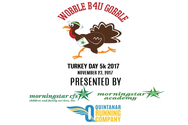 Wobble B4U Gobble 5K @ St. Marks Episcopal Church | Brunswick | Georgia | United States