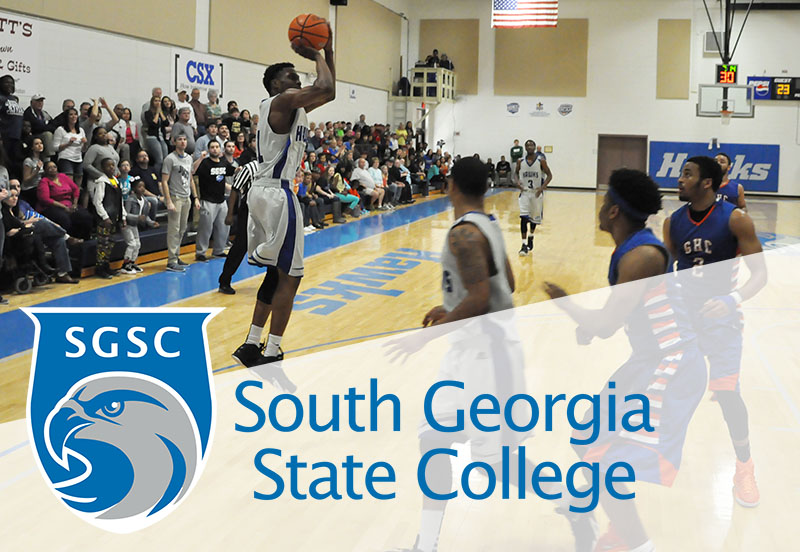 SGSC Hawks Basketball HOME Game @ South Georgia State College | Waycross | Georgia | United States