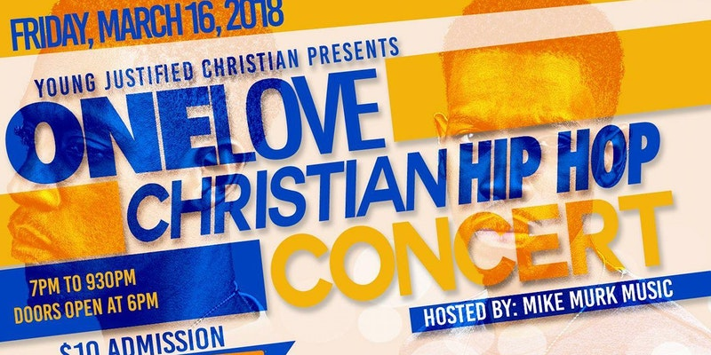 On Love Christian Hip Hop Concert @ Ware County Middle School Auditorium | Waycross | Georgia | United States