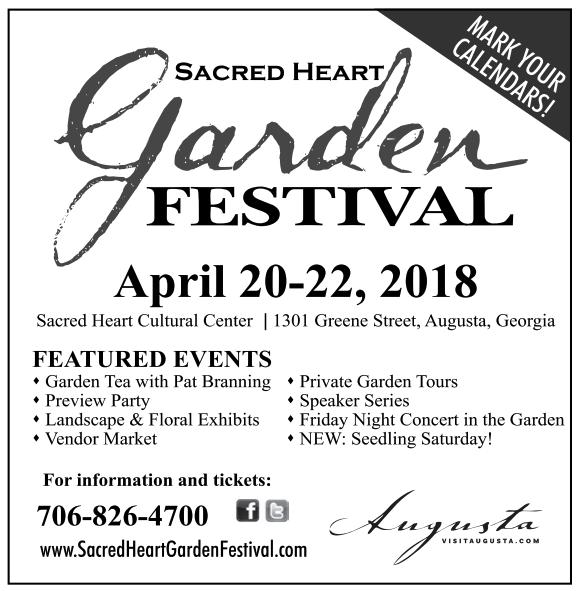 Sacred Heart Garden Festival