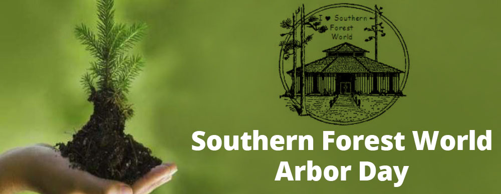 SFW Arbor Day @ Southern Forest World | Waycross | Georgia | United States