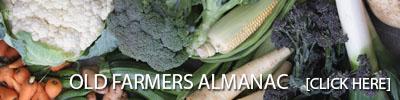 farmers almanac for Waycross GA