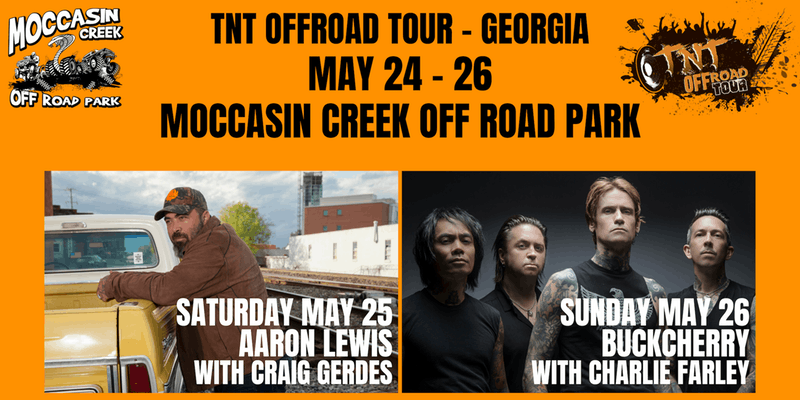 TNT offRoad Tour @ Moccasin Creek Off Road Park  | Blackshear | Georgia | United States