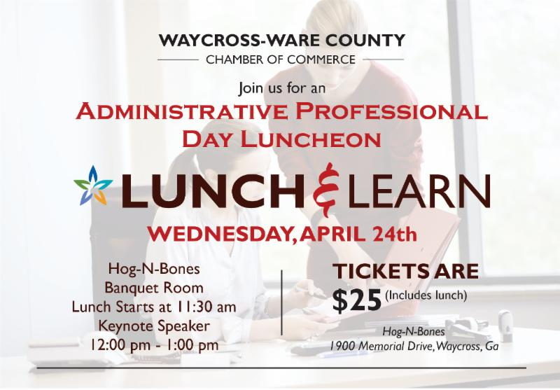Lunch & Learn @ Hog-n-Bones Waycross | Waycross | Georgia | United States