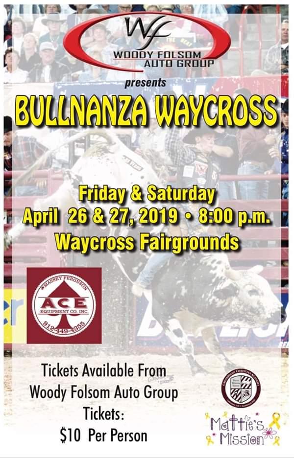 Bullnanza Waycross @ Okefenokee Fair Association | Waycross | Georgia | United States