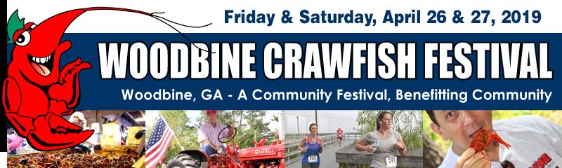 Woodbine Crawfish Festival @ Satilla Water Front Park | Woodbine | Georgia | United States